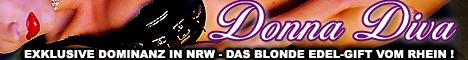 Domina Donna Diva - Exklusive Dominanz in NRW mit der blonden Fetisch-Göttin!