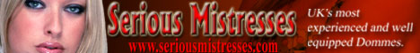 Serious Mistresses UK Dominaguide